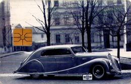 REPUBLICA CHECA. COCHE - CAR. Sodomka IV. - Walter Regent. C294, 59/11.99. (055) - Cars