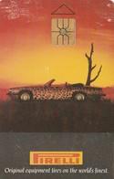 REPUBLICA CHECA. COCHE - CAR. Pirelli - Jaguár. C48Ba, 42/03.94. (124) REGULAR - Coches