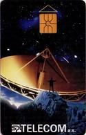 REPUBLICA CHECA. Radiotelescope. C190A, 17/04.97. (053) - República Checa