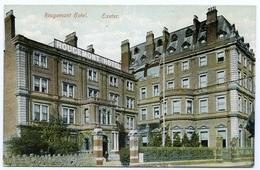 EXETER : ROUGEMONT HOTEL - Exeter
