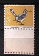 RSA, 1974- Bird, Tockus Fravirostris. New NH. - South Africa (1961-...)