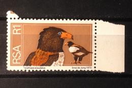 RSA, 1974- Bird, Terathopis Ecaudatus. New NH. - Afrique Du Sud (1961-...)