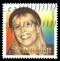 Canada (Scott No.2221b - Joni Mitchell) (o) From SS / Du Feuillet - 1952-.... Règne D'Elizabeth II