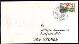 SA267. FRANCE - 1960 - YV#: 1244 - IMPERFORATE  ON SPECIAL COVER. CV: 70.00 EUR ++ - France