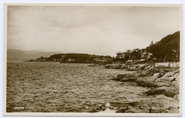 WEMYSS BAY PIER AND SHORE FROM SKELMORLIE - Ayrshire