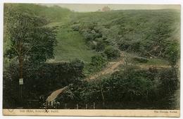 BARNSTON DALE : THE GLEN / SCOTTS FARM / ADDRESS - KINGSTON ON THAMES - CROSS ROAD (WITT) - Other