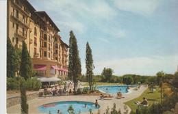 GOLF HOTEL DE VALESCURE - SA PISCINE ET SON GRILL - GOLF 18 TROUS - TENNIS 5 COURTS - SAINT RAPHAEL - TEL 157 - Advertising