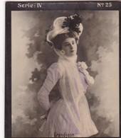 GRANDIEAN. COLORISE. CARD TARJETA COLECCIONABLE TABACO. CIRCA 1915 SIZE 4.5x5.5cm - BLEUP - Berühmtheiten