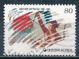 °°° SOUTH KOREA COREA - Y&T N°1439 - 1989 °°° - Corea Del Sud