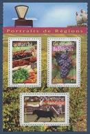 N° 3647 3648 Et 3653 Année 2004 Issus Du Bloc N°68,  Faciale  3 X 0,50 € - France