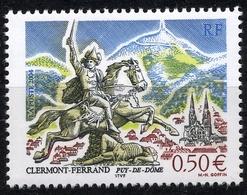 N° 3656 Clermond-Ferrand,  Faciale 0,50 € - France