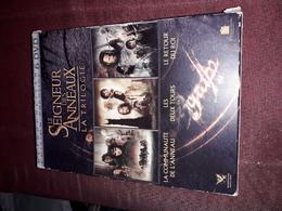 Coffret 6 Dvd Dont 3 De Bonus Editions Prestige La Trilogie Du Seigneur Des Anneaux   Vf Vostf - Sciences-Fictions Et Fantaisie