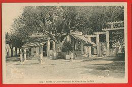 17-1305 - CHARENTE MARITIME - ROYAN - Entrée Du Casino Municipal De Royan Sur Océan - Royan