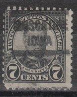 USA Precancel Vorausentwertung Preo, Locals Iowa, Muscatine 639-573 - Vereinigte Staaten
