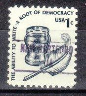 USA Precancel Vorausentwertung Preo, Locals Iowa, New Hartford 853 - Vereinigte Staaten