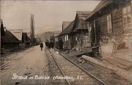 !  Fotokarte, Photo, Borșa, Rumänien, Romania, Karparthen, Feldbahn, 1. Weltkrieg, Guerre 1914-1918 - Romania