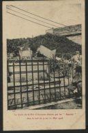 """54 NANCY - La Croix De La Rue D'Auxonne Abattue Par Les """"APACHES"""" Dans La Nuit Du 9 Au 10 Mai 1908 - Nancy"""