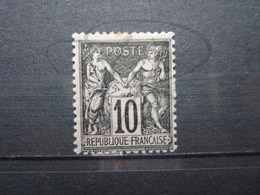 VEND TIMBRE DE FRANCE N° 103 , NEUF AVEC CHARNIERE !!! - 1898-1900 Sage (Type III)