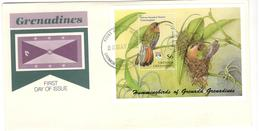 18699 - GRENADINES - Sellos