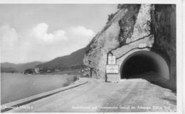 AK 0262  Seehoftunnel Und Hotelpension Seehof Am Achensee - Verlag Schöllhorn Um 1950 - Achenseeorte