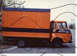PHOTO COULEUR. CAMION . CORBAS SG2 - Automobiles