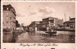 ! Alte Ansichtskarte Königsberg, Ostpreußen, Börse, 1915, Exchange - Ostpreussen