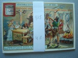 LIEBIG : Habitations Dans L'antiquité Nr 875 - Liebig