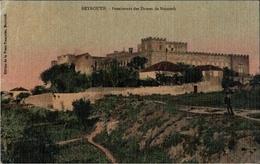 ! Alte Ansichtskarte Beyrouth, Beirut, Libanon - Lebanon