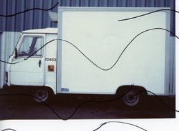 PHOTO COULEUR. CAMION - Automobiles