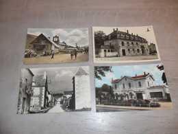 Lot De 60 Cartes Postales De France S. M. Petit Format Brillante      Lot Van 60 Postkaarten Van Frankrijk - Postcards