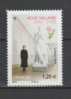 FRANCE / 2018 / Y&T N° 5267 ** : Rose Valland - Gomme D'origine Intacte - France