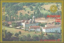 MAZEDONIEN 1994 Mi-Nr. Block 3 ** MNH - Mazedonien