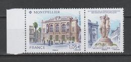 FRANCE / 2019 / Y&T N° ?2019/06/11 ** : Montpellier (Théâtre Municipal) BdF G - Gomme D'origine Intacte - France