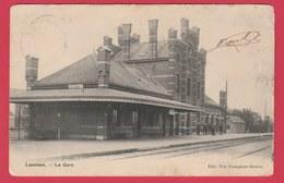 Lessines - La Gare -1904 ( Voir Verso ) - Lessen