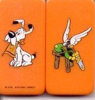 Chien Dog - Domino Astérix -  Figurine BD Jeu - Juegos De Sociedad