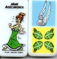 Mme Agecanomix - Domino Astérix - Figurine BD  Jeu - Juegos De Sociedad