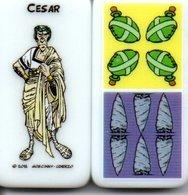Cesar - Domino Astérix Mania - Figurine BD  Jeu - Group Games, Parlour Games