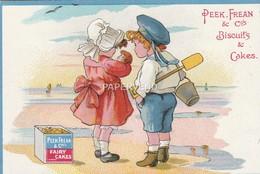 Advert  PEAK FREAN Biscuits  E105 - Advertising
