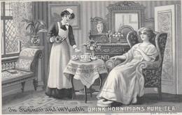 Advert  HORNIMANS Tea  E106 - Advertising
