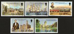 ISLE OF MAN, 1984 WILLIAM CAIN 5 MNH - Isle Of Man