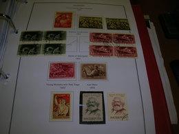Ungheria PO 1953 Marx   Scott.1042 See Scan On Scott.Page; - Ungheria