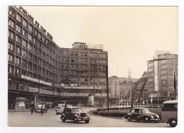 BERLIN Alexanderplatz Foto V15 70 55 VOIR 2 ZOOMS Autos VW Käfer ? Autres Marques ? Et Dos - Unclassified