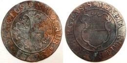 SUISSE - Canton De Fribourg - 2 Kreuzer 1793. - Suisse