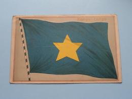 VLAG > DRAPEAU Van KONGO - CONGO ( Edit.: N° 14984 ) Anno 19?? ( Zie / Voir Photo ) ! - Africa