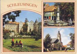 Ak-32973 - Schleusingen - Mehrbild (3) - Schleusingen