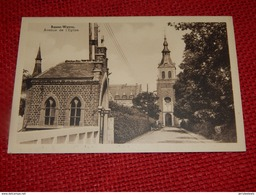 WAVRE  -   Basse Wavre  - Avenue De L' Eglise - Wavre