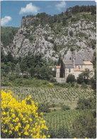 11. Gf. CAUNES-MINERVOIS. La Chapelle De Notre-Dame Du Cros - Francia