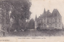CUSSAC MEDOC CHATEAU LAMOTHE GIRONDE - Autres Communes