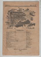 Pour Nos Soldats Noel De Gascogne Artigas Mont De Marsan 1915 - 1914-18
