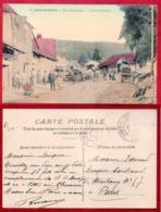 CPA...GOUX-LES-USIERS...RUE PRINCIPALE...L'HÔTEL RENAUD - Frankrijk